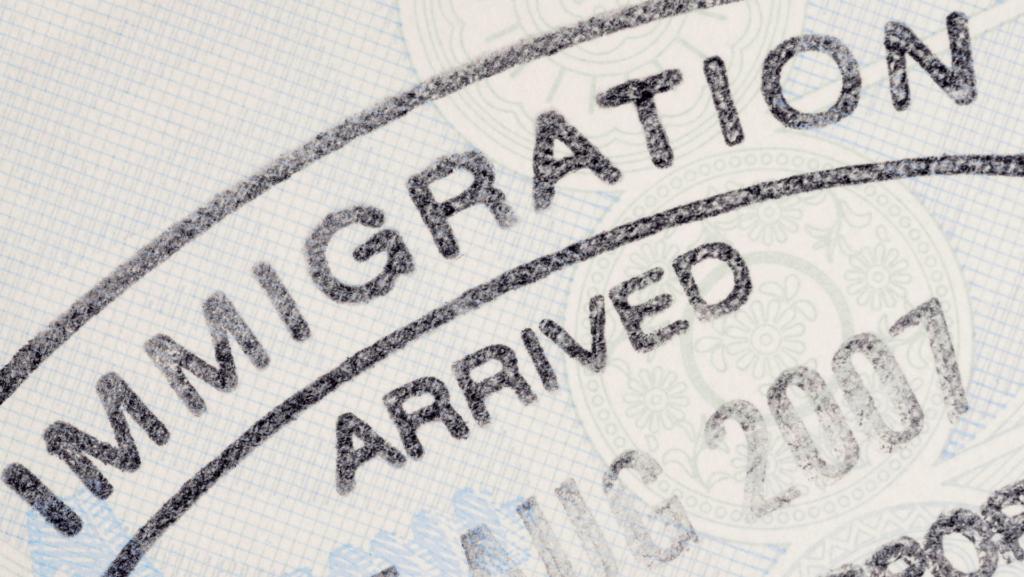 Certificado de movimientos migratorios