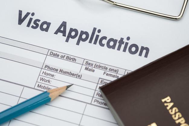 carta de solicitud de visa en Colombia